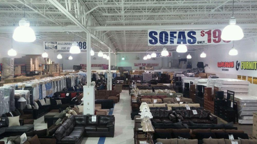 Furniture Warehouse Nashville Tn