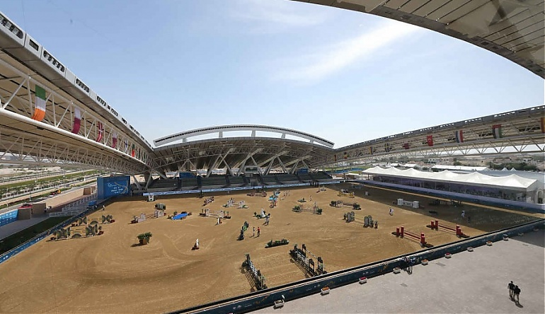 Al Shaqab A Magnificent Host For The Grand Finale