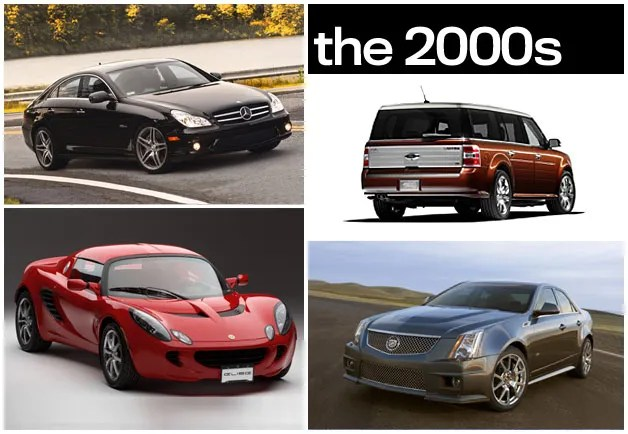 Gq Rewinds The Most Stylish Cars Of The Past 50 Years Photos Gq