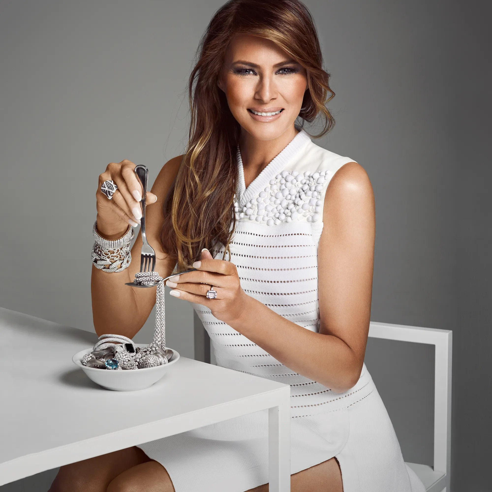 First Lady Appreciation Thread- Melania Trump Edition ...