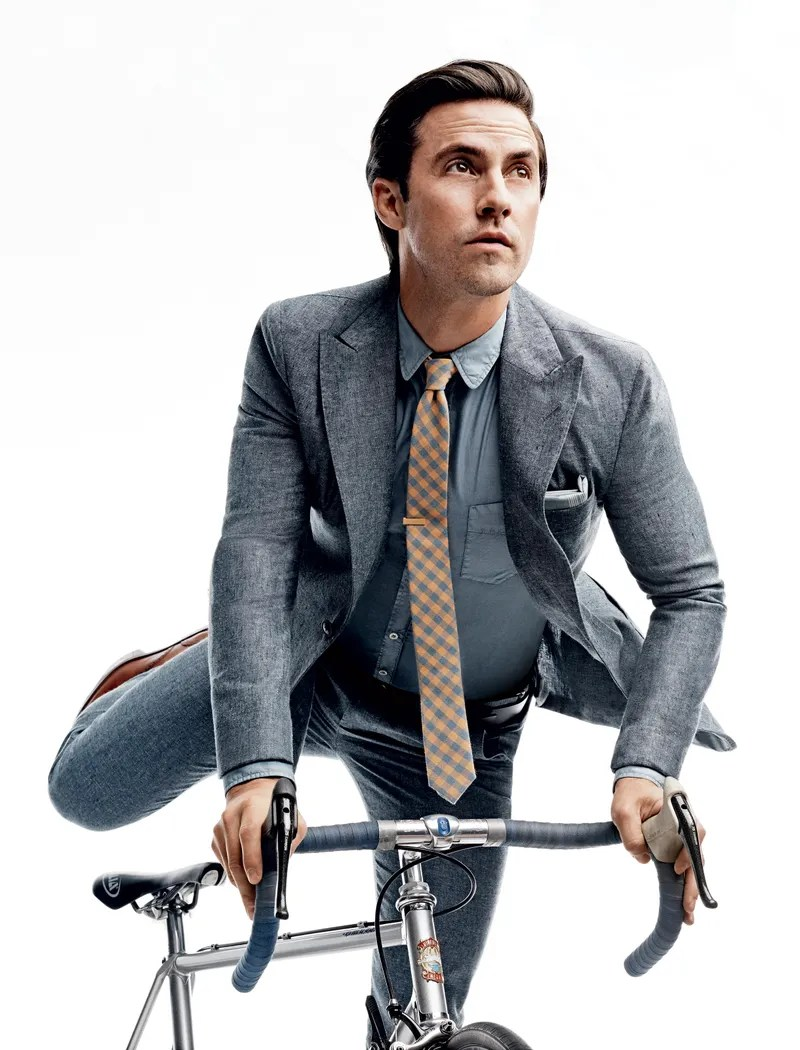 Milo Ventimiglia of  This Is Us  Wears the Summer s Best Suits   GQ