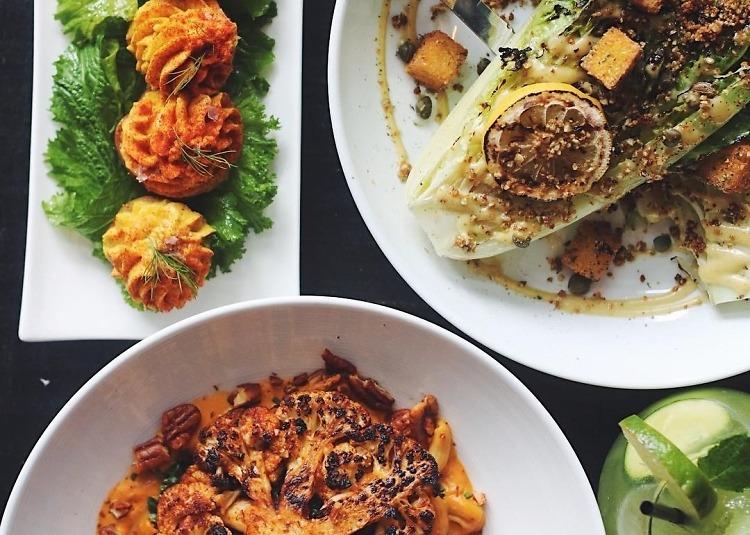 High End Vegan Restaurants