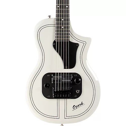 Supro 1261aw Supro Ozark Solid Body Electric Guitar