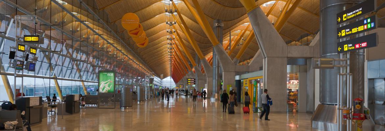 Madrid Barajas International Airport Madrid Halal Trip