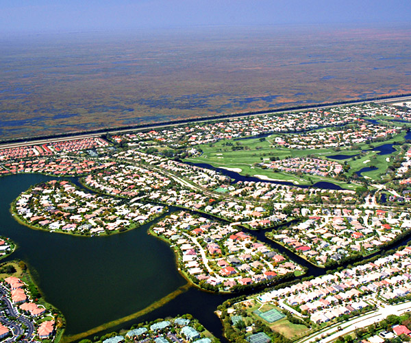 Map Of Coral Springs Florida.Map Communities Coral Springs Fl