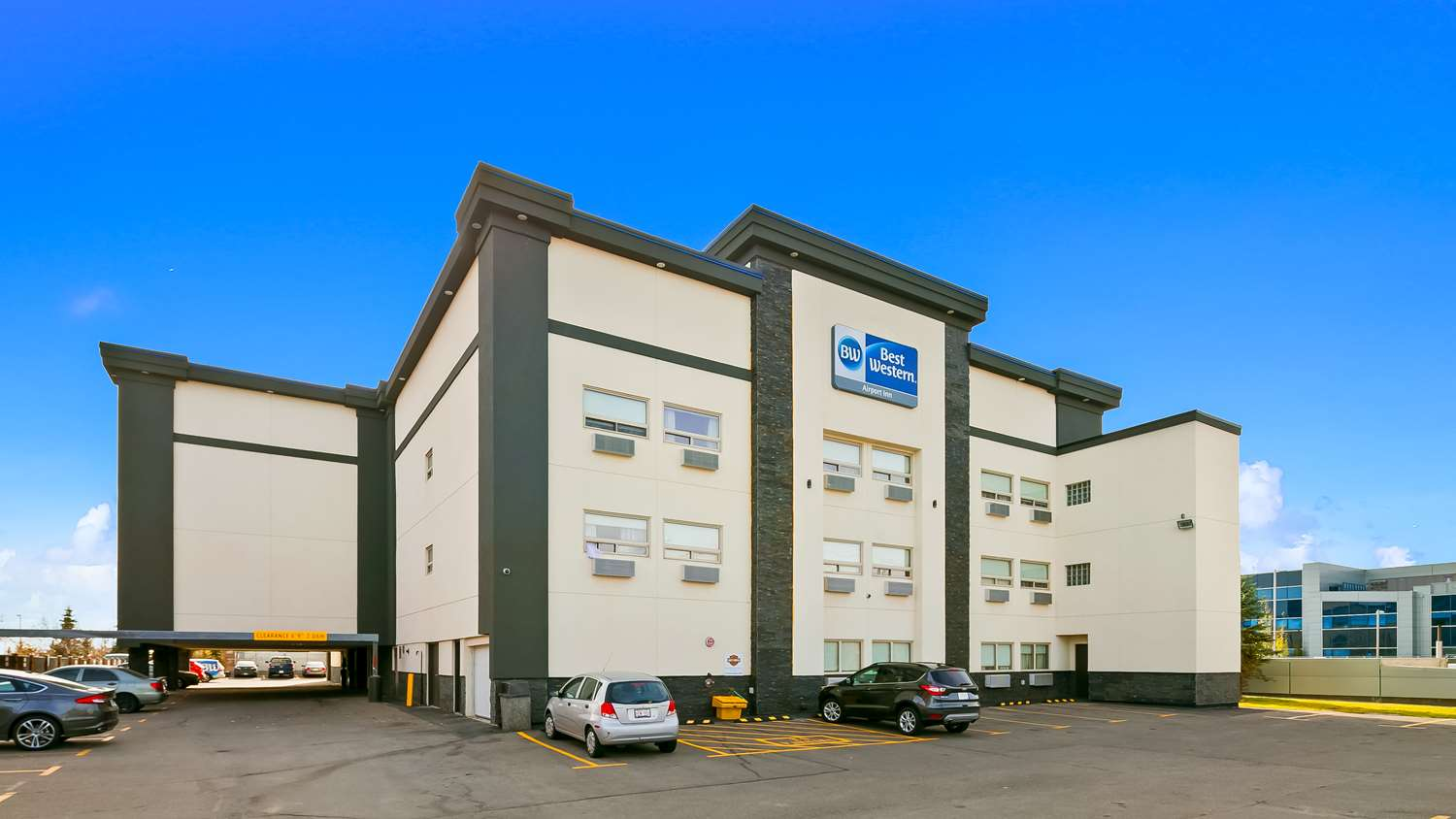 Best Western Hotel Airport Calgary Ab See Discounts