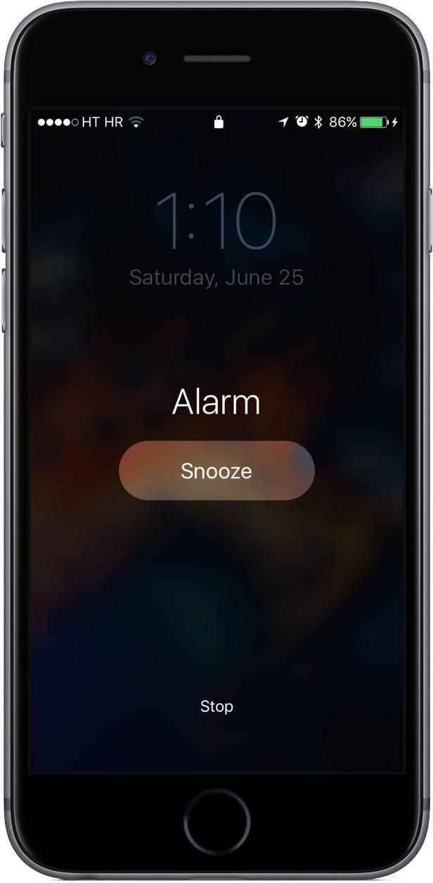 Wake Me Clock