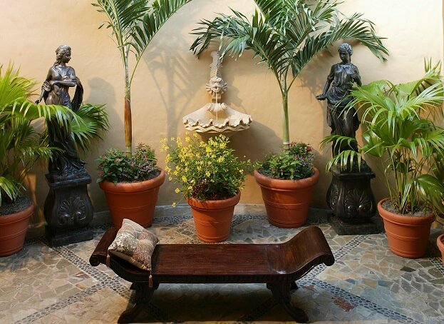 Mexican Style Patio Decorating Ideas