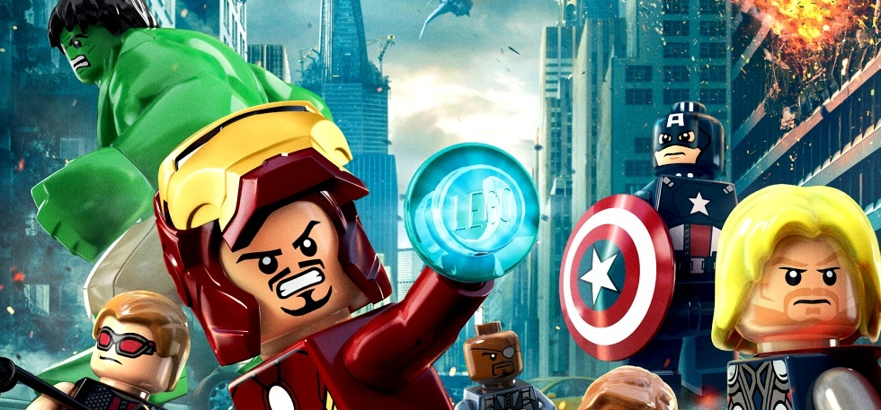 Potential Spoiler Alert  The Age Of Ultron Lego Comic Shows The     Avengers Lego