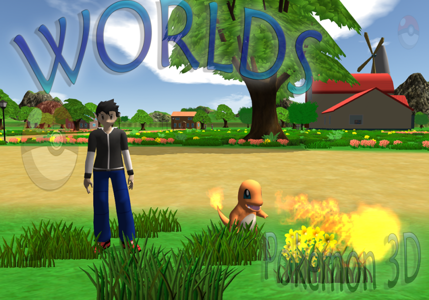 Worlds   Pokemon 3d   Alpha news   Indie DB