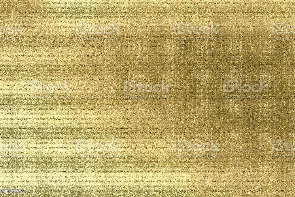 Amp Brown Gold Metal Background