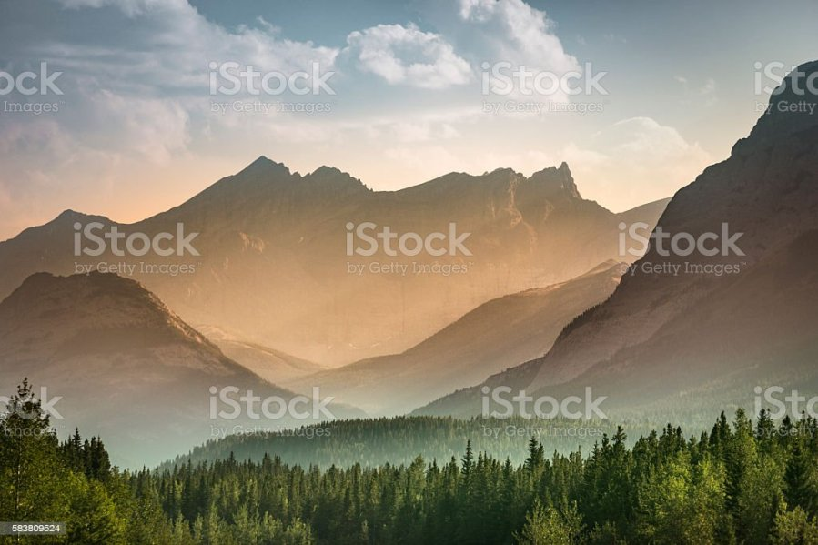Royalty Free Landscapes Pictures  Images and Stock Photos   iStock Alberta wilderness near Banff stock photo