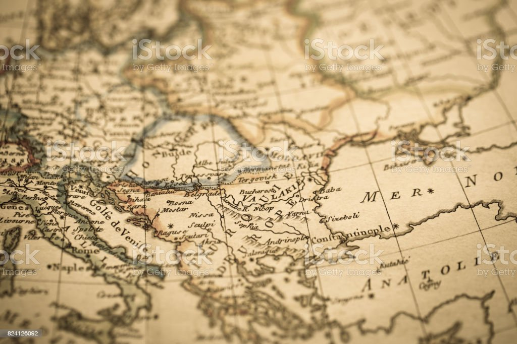 Eastern World Map middle east world music