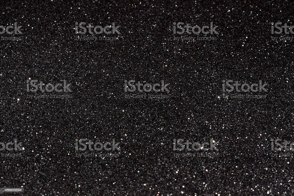 Sparkels Black Background