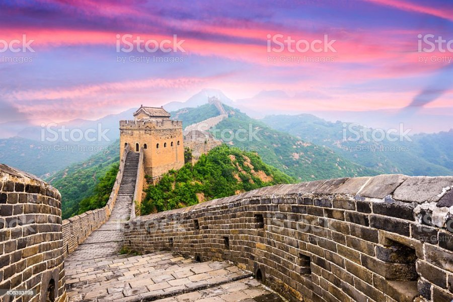 Royalty Free China Pictures  Images and Stock Photos   iStock Great Wall of China stock photo
