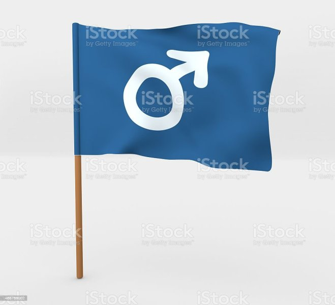 Royalty Free Male Symbol Pictures  Images and Stock Photos   iStock Man symbol flag on mast 3d illustration stock photo