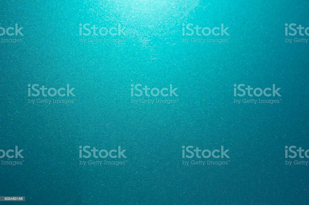 Metallic Color Aqua Blue