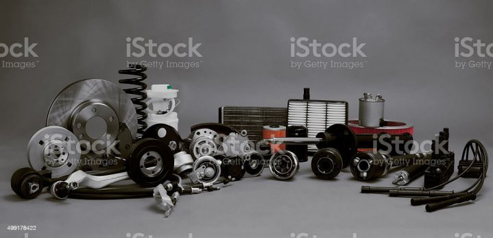 Royalty Free Car Parts Pictures  Images and Stock Photos   iStock New auto parts stock photo