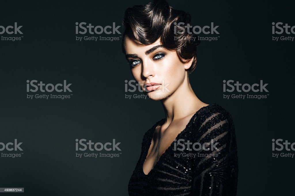 Royalty Free High Fashion Pictures  Images and Stock Photos   iStock Studio shot of young beautiful woman stock photo