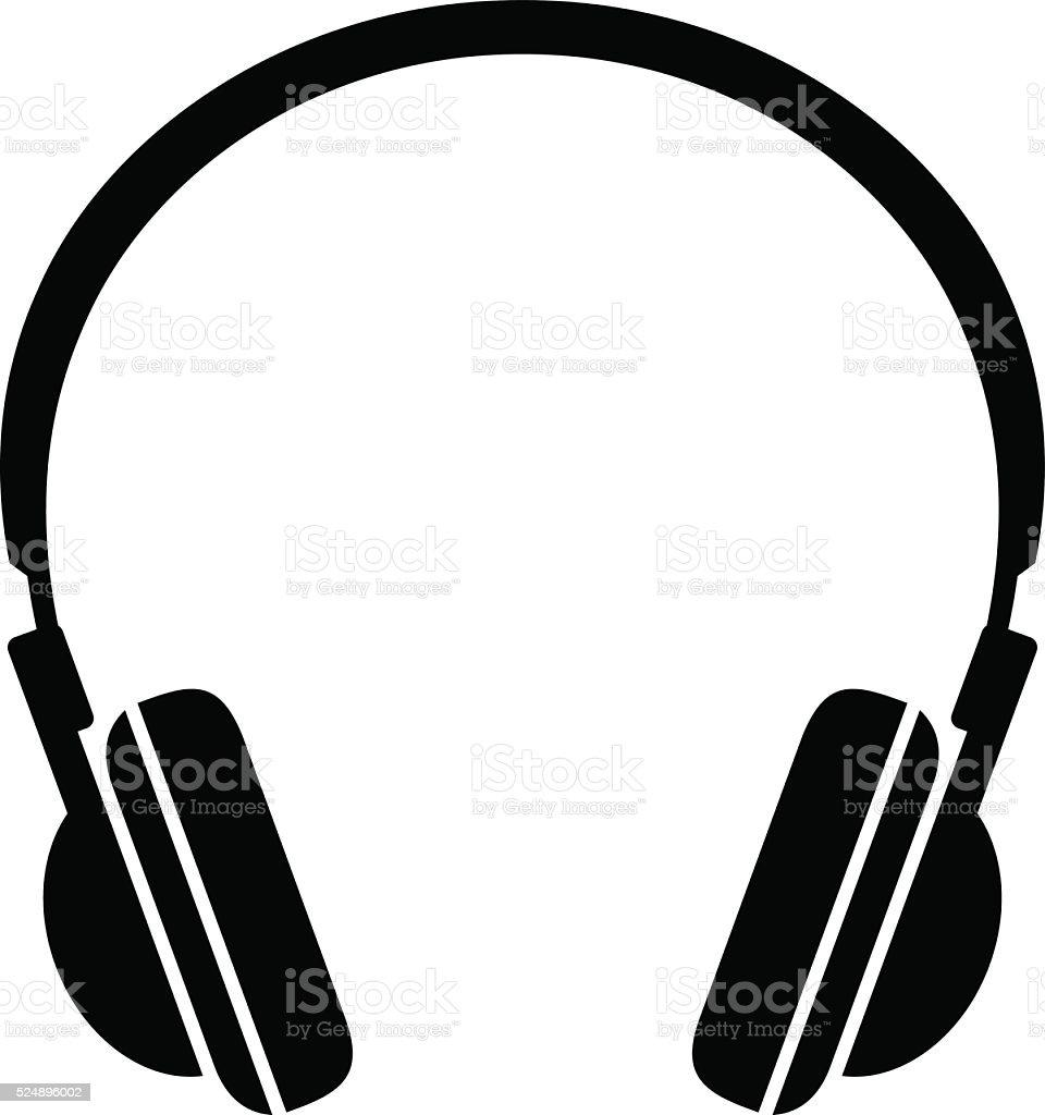 Clip Wearing Earphones Art People