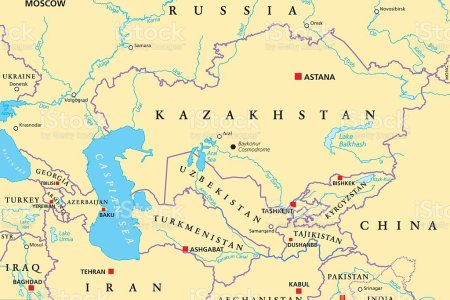 kyrgyzstan political map » Full HD Pictures [4K Ultra]   Full Wallpapers