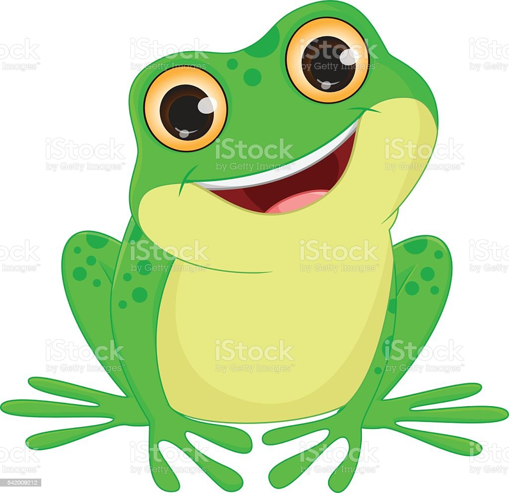 Royalty Free Frog Clip Art, Vector Images & Illustrations ...