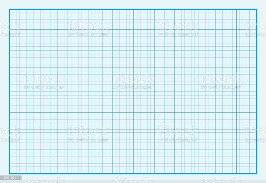 Blueprint Background For Powerpoint