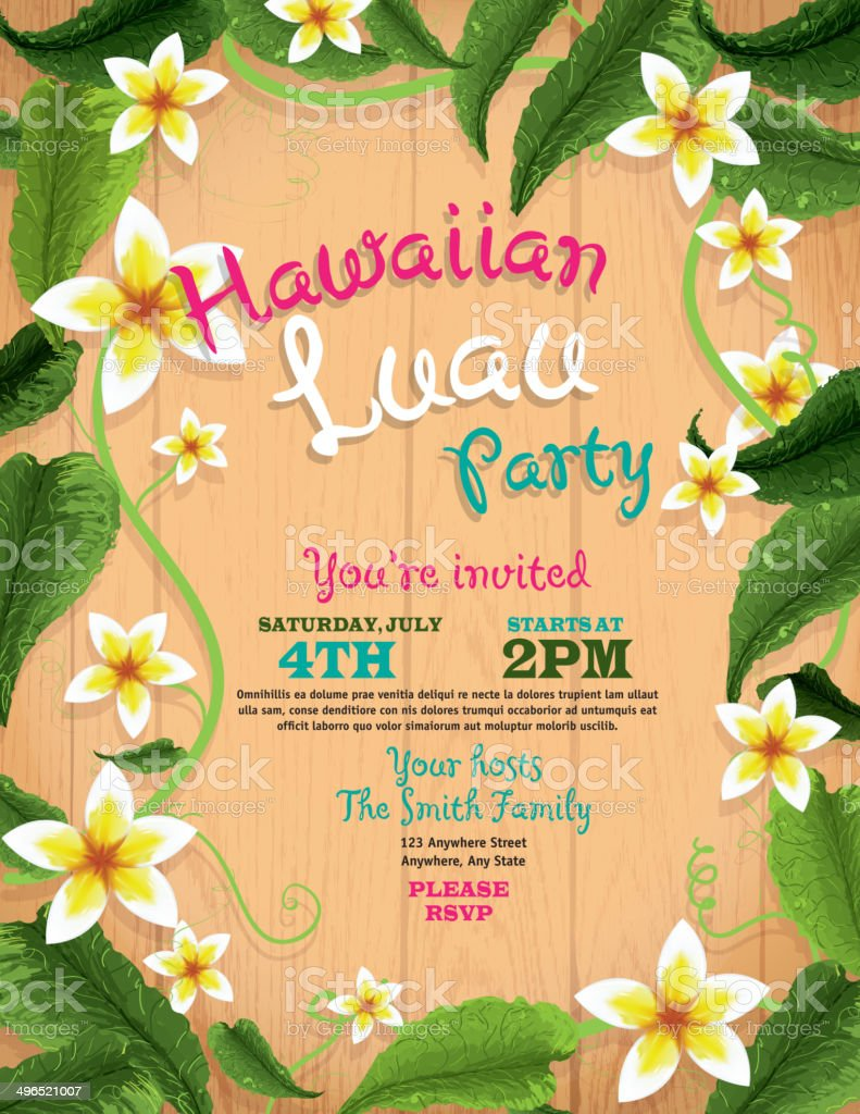 Printable Jungle Invitations Free