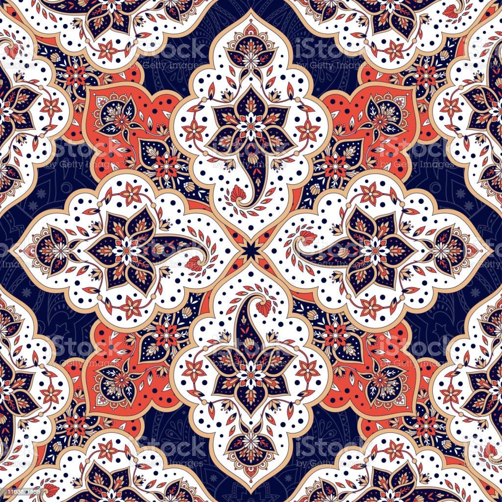 Clip Art Indian Blanket Pattern