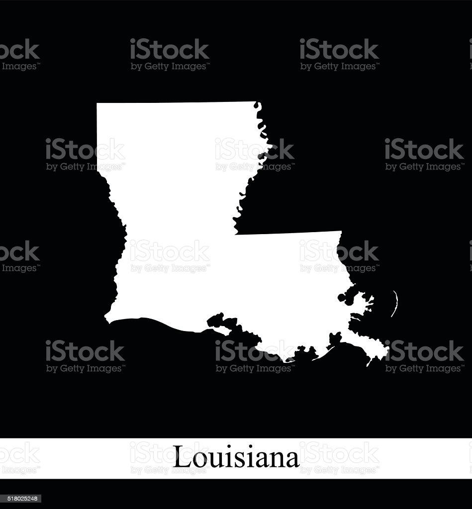 louisiana silhouette printable clear - HD949×1024