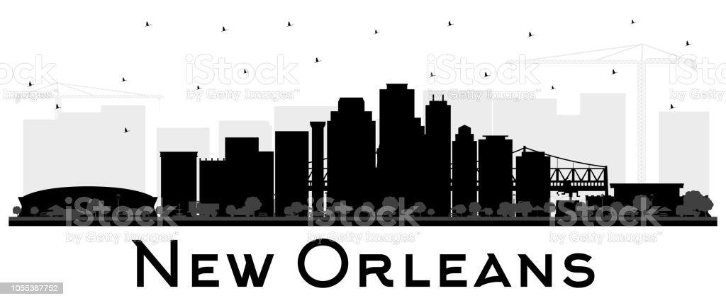 Best New Orleans Skyline Illustrations, Royalty-Free ...