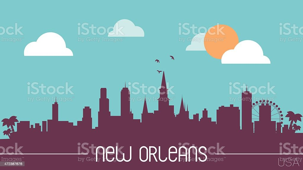 New Orleans Clip Art, Vector Images & Illustrations - iStock
