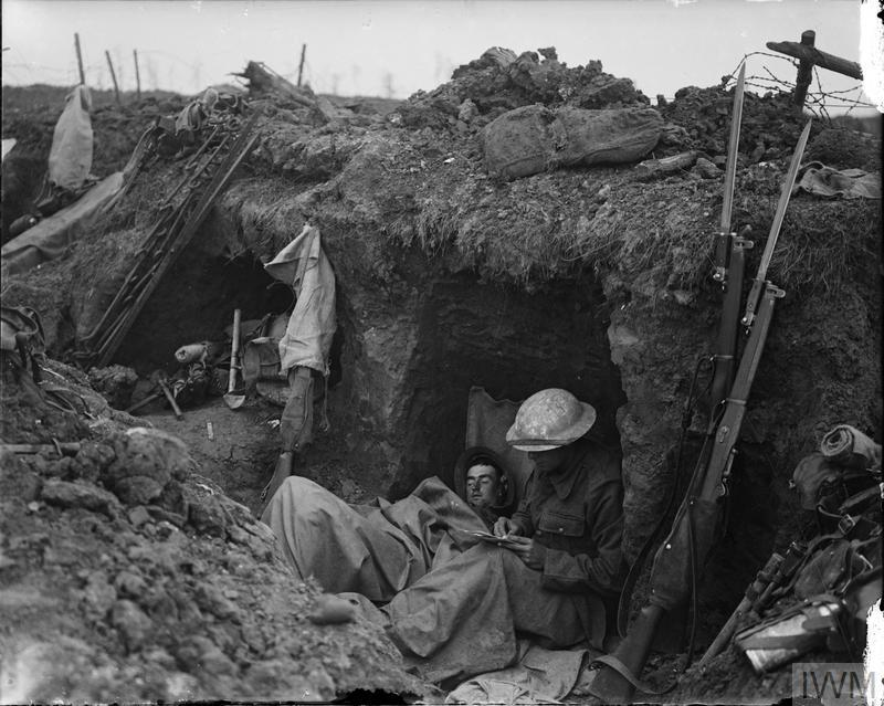 Do What Did Trenches