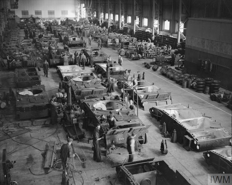 War Industry In Britain 1939 1945 P 177