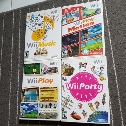 Wii games  Wii music  Wii Play Motion Wii Play  Wii Party  Toys     photo photo photo photo photo