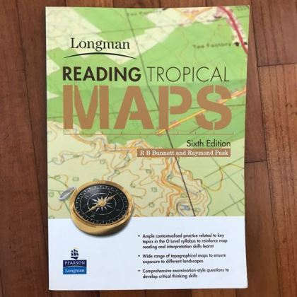 Reading Tropical Maps  geography assessment book   Books     photo photo photo photo photo