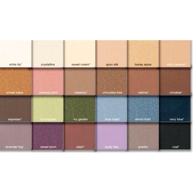Kay Foundation Color Mary Chart