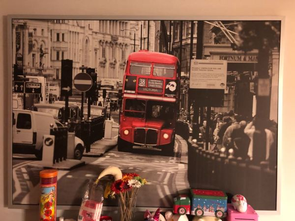 ikea pictures london bus # 36