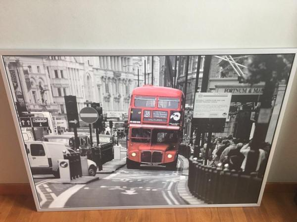 ikea pictures london bus # 15