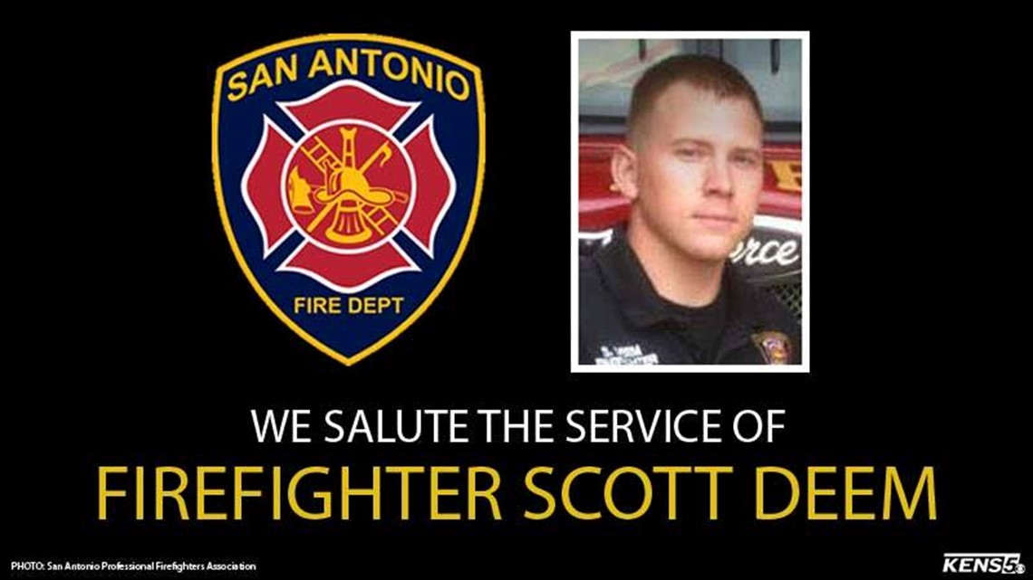 Scott Deem San Antonio