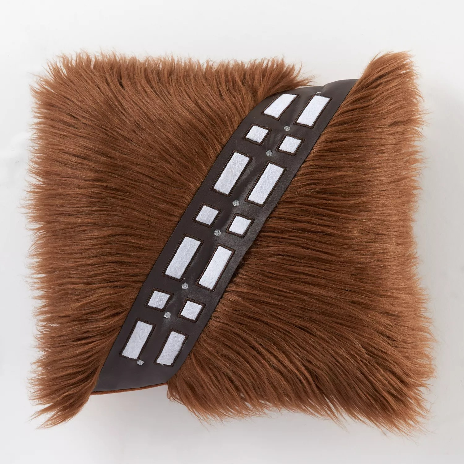 Star Wars Home Decor   Kohl s Star Wars Classic Chewbacca Throw Pillow