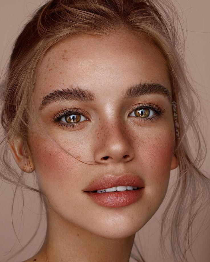 Табиғи макияж