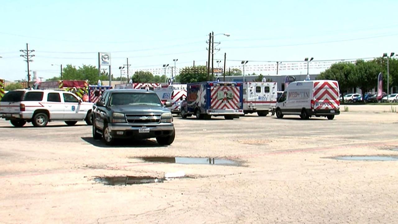 Suspected Gunman In Amarillo Walmart Dead Hostages Safe