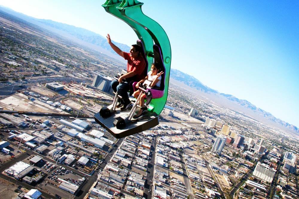 Thrill Rides Las Vegas