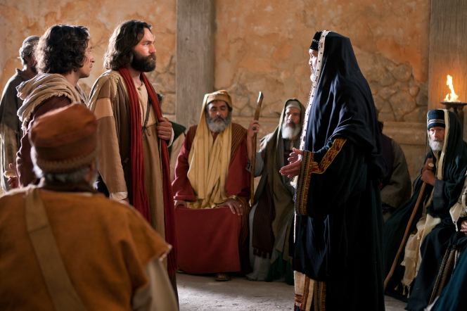 Trial John And Peter Acts 4
