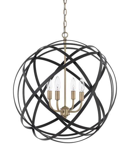 Capital Lighting Axis 6 Light Globe Pendant