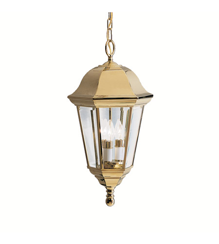 outdoor brass pendant # 15