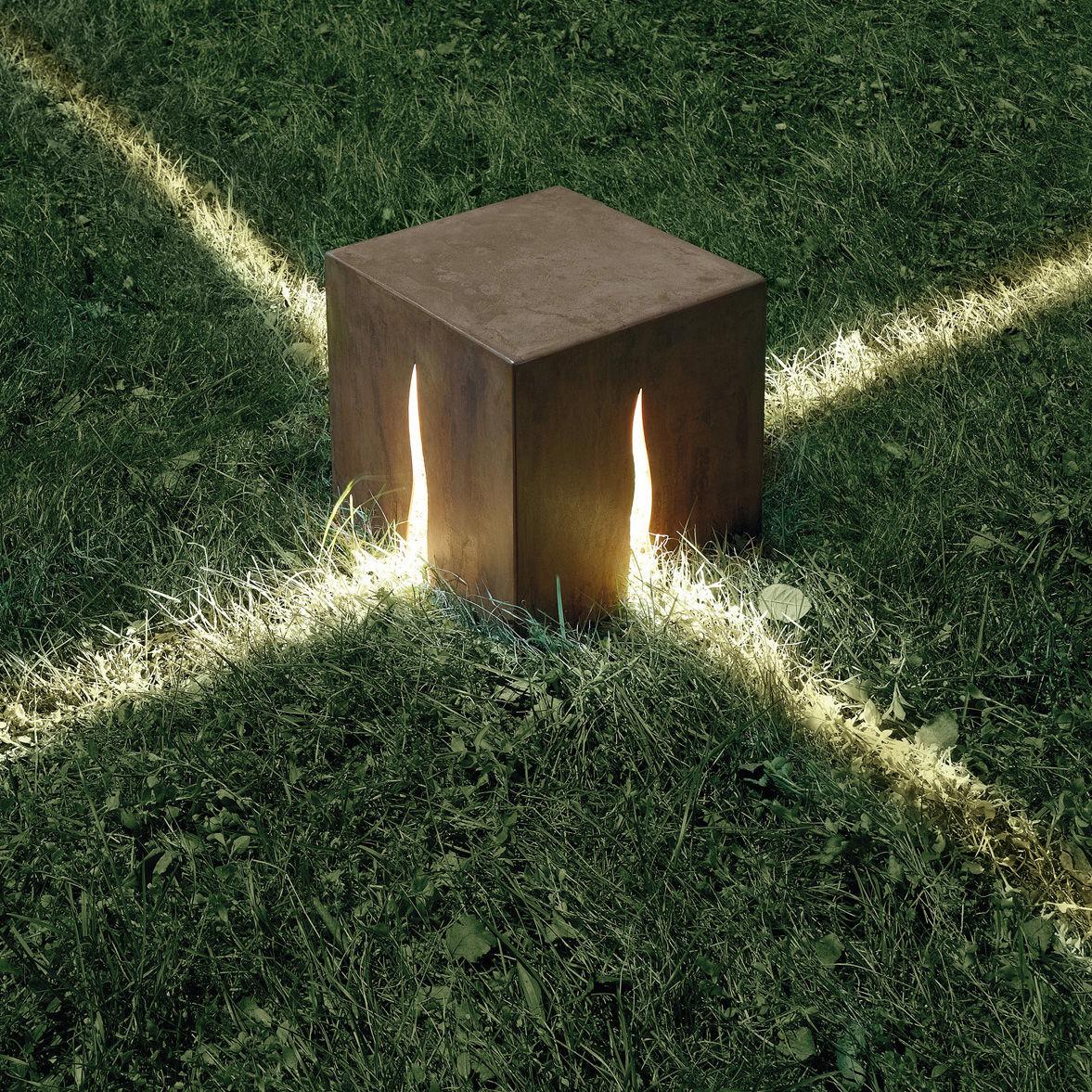 Lampe De Sol Granito H 30 Cm Pour L Ext 233 Rieur H 30 Cm