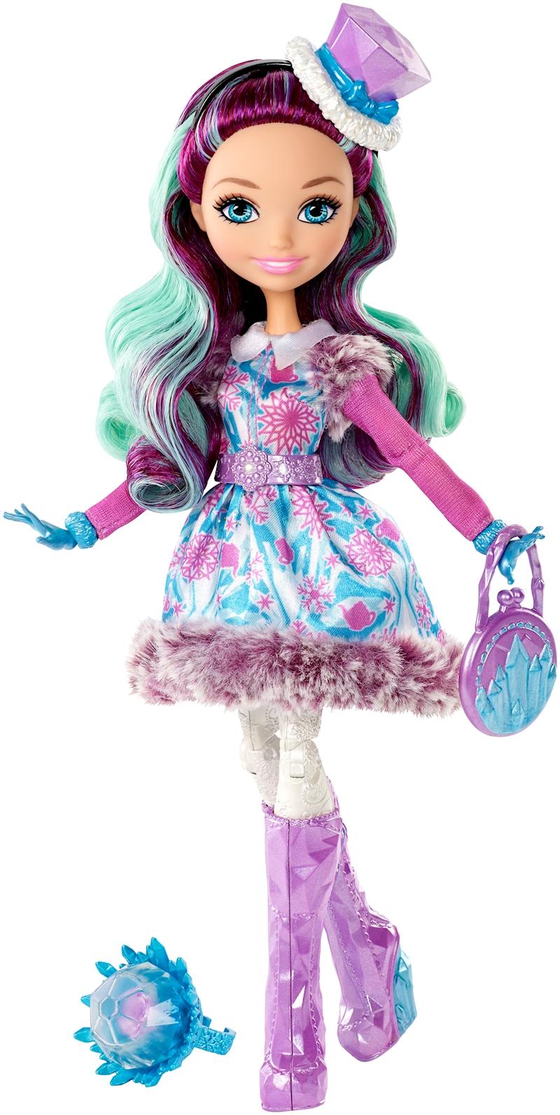 Ever After High Epic Winter Madeline Hatter Doll Shop