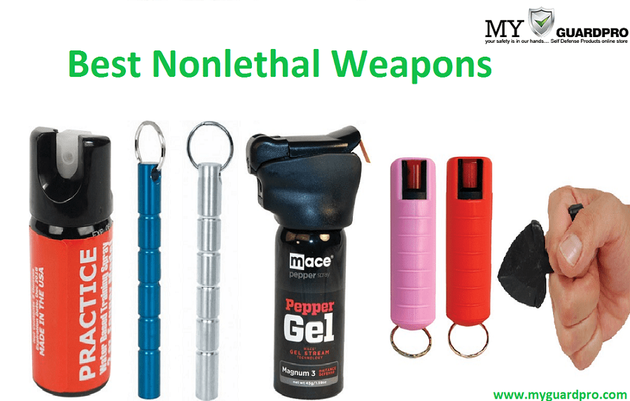Security Weapons Personal